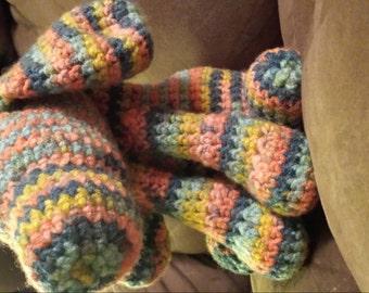 Crocheted Dog