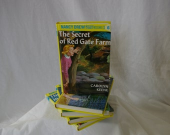 Nancy Drew Mysteries Book 6: The Secret Of Red Gate Farm