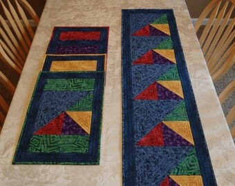 Fun with Triangles Placemats