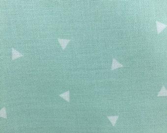 Mint triangle crib sheet