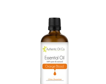 Orange blood Essential Oil 100% Pure 10ml 50ml 100ml