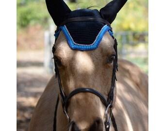 Custom Horse Bonnets