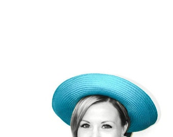 ON SALE - Straw Boater