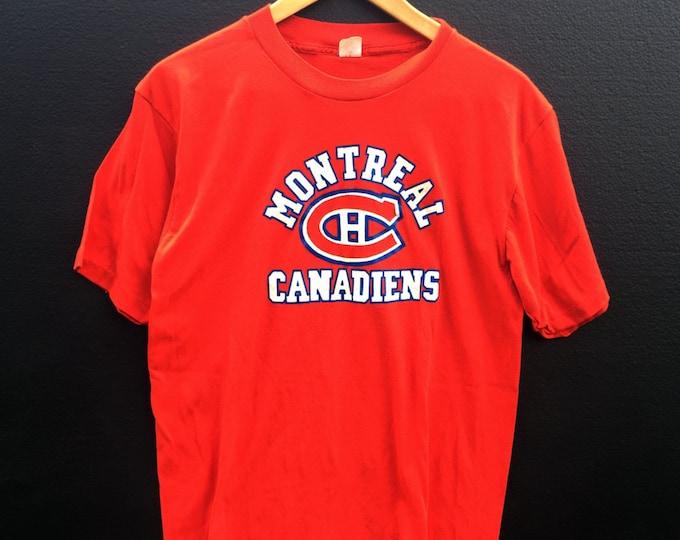 Montreal Canadiens NHL 1990s vintage Tshirt