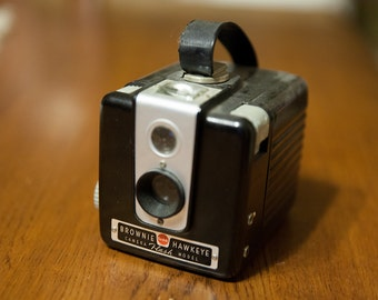 Brownie Hawkeye Vintage Camera