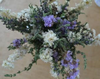 Dried Flower Bouquet #115
