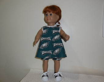Eagles Dress with bloomers 101