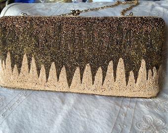 Beaded Evening Bags, Vintage Beaded Bags, beaded purses, beaded purse, vintage beaded purses 1950s, vintage beaded bags, beaded purse