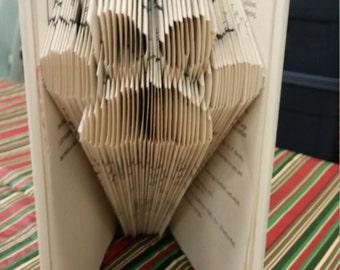 Mini Paw Folded Book