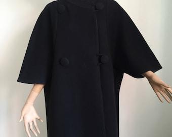 Balmain, 60s wool coat