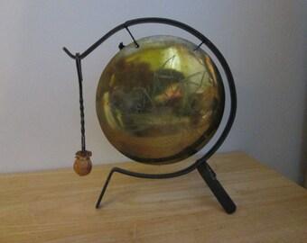 Gong in brass