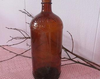 Vintage old bottle / Javex 32 oz Bottle