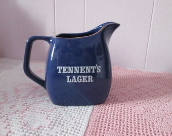 Vintage Tennent's Larger Water Jug