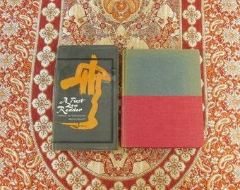 2 Zen Buddhist Books 1960s - Hardback - A First Reader - The Matter of Zen... Wienpahl & leggett
