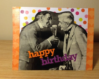 Gentlemanly Birthday Card