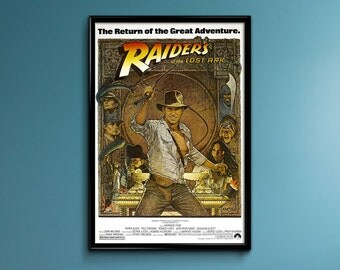 Raiders of the Lost Ark Poster | XPE155731