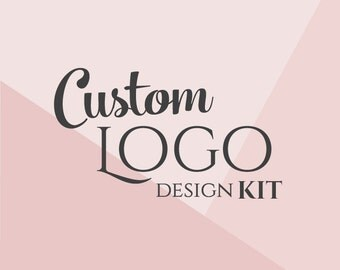 Custom Logo Design - Custom Business Logo Design Kit