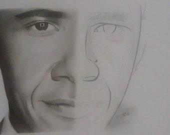 Obama: Half Man, Half .........