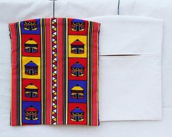 Printed Hut Peg Bag