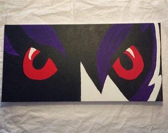 Baltimore Ravens Canvas