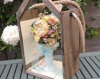 3D Wedding flowers