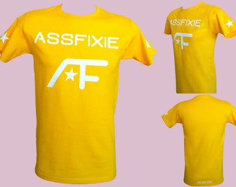 Men/teen ASSFIXIE T-shirts - Men/Teenager
