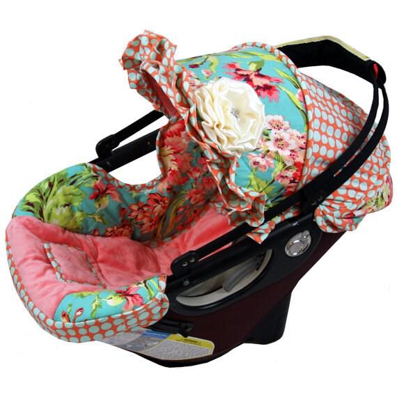 Orbit G Infant Car Seat Cover