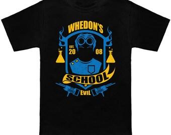 Whedon's School of Evil T-Shirt