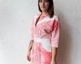 80's Retro Dress