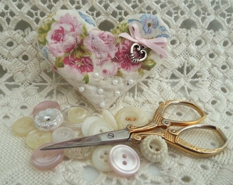 "Shop ""heart charms"" in Brooches"
