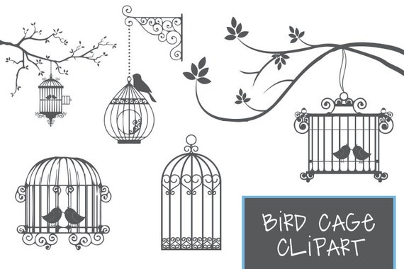 cat cage clipart - photo #44