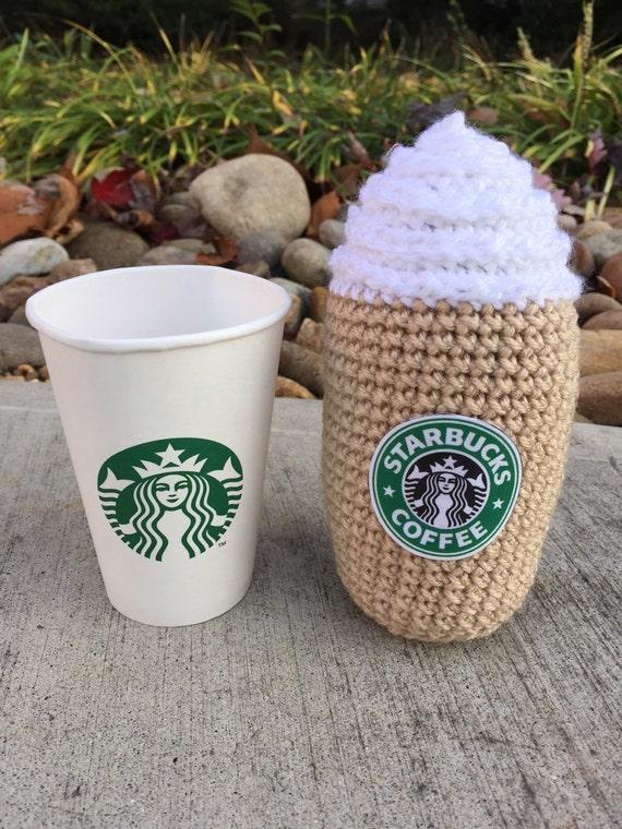 Starbucks Amigurumi Latte Frappaccino Plush Gift for Coffee