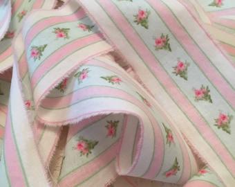 Distressed Fabric Trim/French Ribbon/Hand Frayed Fabric Ribbon/Handmade Farbic Trim/Fabric Ribbon/Fabric Trim/Shabby Fabric Trim/Fabric Trim