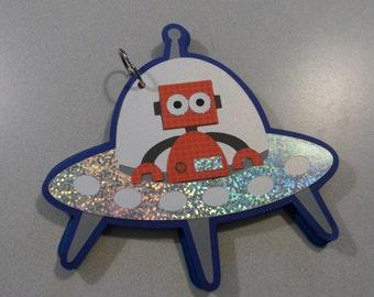 Mr. Roboto UFO Mini Album