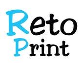 Retro Cuttable Svg Monogram Font