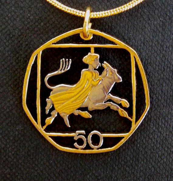Zeus Bull Cyprus Abduction of Eu...