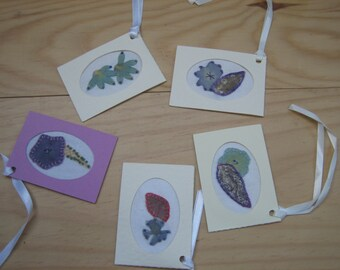 Handcrafted Giftcards in packs of 5