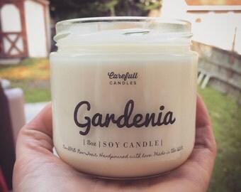 Gardenia Soy Candle |
