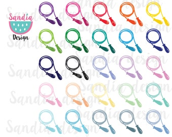 25 Jump Rope clipart images. Personal and comercial use.