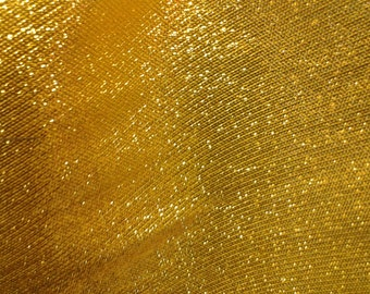 MULTIPLE COLORS Lame Stretch Metallic Fabric - Silver, Black, Gold, Fuchsia, Green