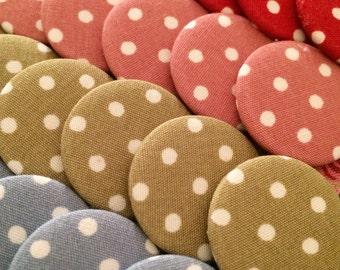 Button Hole Badges