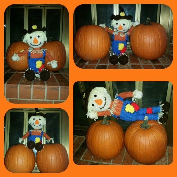 Items similar to thanksgiving scarecrow doll decor fall for Scarecrow home decorations co ltd