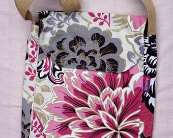 Artist's Sketchbook Bag - big enough for 2 large (A3) sketchbooks (not included)