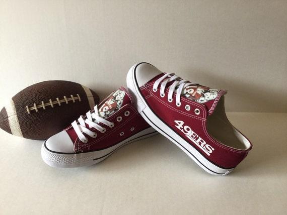 san francisco 49ers marilyn athletic by sportzunlimited