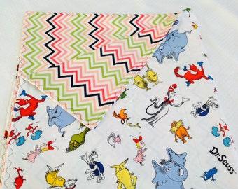 Dr. Seuss Blanket