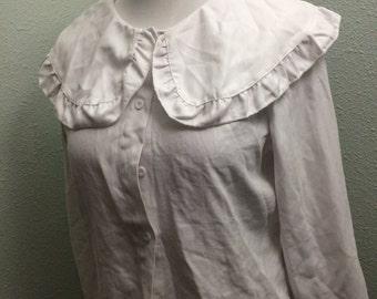 white cute shirt