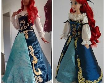 Ariel Fairytale dress, Cosplay