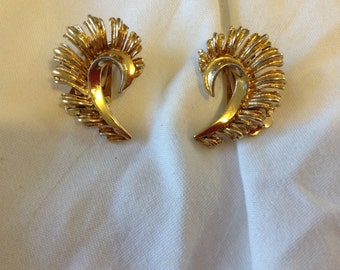 Vintage Coro Earrings