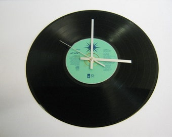 "The Orb - ""U.F.Orb"" CD & Record Wall Clock"