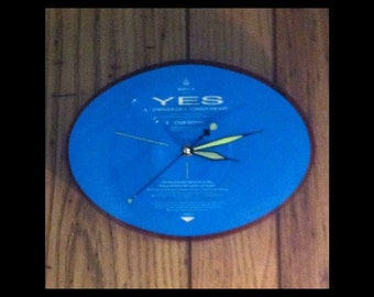 Yes rock clock
